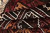 Baluch Brown Hand Knotted 28 X 40  Area Rug 100-28320 Thumb 1