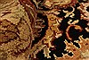 Jaipur Black Round Hand Knotted 39 X 39  Area Rug 250-28321 Thumb 4