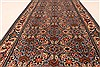 Kashmar Beige Hand Knotted 20 X 40  Area Rug 250-28322 Thumb 3
