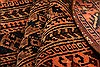Baluch Orange Hand Knotted 210 X 42  Area Rug 253-28328 Thumb 2