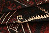 Baluch Black Hand Knotted 28 X 48  Area Rug 100-28330 Thumb 3