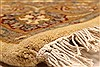 Jaipur Yellow Square Hand Knotted 40 X 40  Area Rug 250-28331 Thumb 10