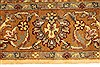Jaipur Yellow Square Hand Knotted 40 X 40  Area Rug 250-28331 Thumb 2