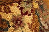Jaipur Yellow Square Hand Knotted 40 X 40  Area Rug 250-28331 Thumb 7