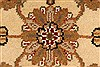 Jaipur Beige Hand Knotted 20 X 30  Area Rug 250-28333 Thumb 1