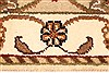 Jaipur Beige Hand Knotted 20 X 30  Area Rug 250-28333 Thumb 2