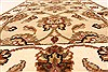 Jaipur Beige Hand Knotted 20 X 30  Area Rug 250-28333 Thumb 3