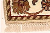 Jaipur Beige Hand Knotted 20 X 30  Area Rug 250-28333 Thumb 7