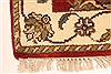 Jaipur Red Hand Knotted 20 X 30  Area Rug 250-28335 Thumb 1
