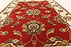 Jaipur Red Hand Knotted 20 X 30  Area Rug 250-28335 Thumb 4
