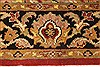 Jaipur Red Square Hand Knotted 40 X 40  Area Rug 250-28339 Thumb 2