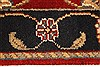 Jaipur Red Hand Knotted 20 X 30  Area Rug 250-28340 Thumb 2