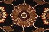 Jaipur Black Hand Knotted 20 X 30  Area Rug 250-28342 Thumb 2
