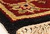 Jaipur Black Hand Knotted 20 X 30  Area Rug 250-28345 Thumb 8