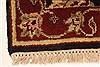 Jaipur Black Hand Knotted 20 X 30  Area Rug 250-28345 Thumb 9