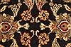 Jaipur Black Hand Knotted 26 X 40  Area Rug 250-28347 Thumb 1