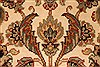 Jaipur Beige Hand Knotted 30 X 50  Area Rug 250-28353 Thumb 6