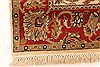 Jaipur Beige Hand Knotted 30 X 50  Area Rug 250-28353 Thumb 8