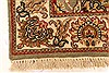 Jaipur Green Hand Knotted 30 X 50  Area Rug 250-28354 Thumb 10