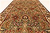 Jaipur Green Hand Knotted 30 X 50  Area Rug 250-28354 Thumb 3