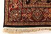 Jaipur Black Hand Knotted 30 X 50  Area Rug 250-28355 Thumb 9