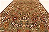 Jaipur Green Hand Knotted 30 X 50  Area Rug 250-28356 Thumb 3