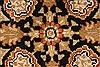 Jaipur Black Octagon Hand Knotted 40 X 40  Area Rug 250-28357 Thumb 1