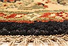 Jaipur Black Round Hand Knotted 310 X 310  Area Rug 250-28360 Thumb 7