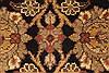 Jaipur Black Hand Knotted 20 X 30  Area Rug 250-28362 Thumb 2