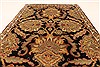 Jaipur Black Hand Knotted 20 X 30  Area Rug 250-28362 Thumb 4