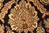 Jaipur Black Hand Knotted 20 X 30  Area Rug 250-28362 Thumb 8