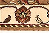 Jaipur Brown Hand Knotted 20 X 30  Area Rug 250-28366 Thumb 3