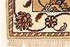 Jaipur Beige Hand Knotted 20 X 30  Area Rug 250-28368 Thumb 9
