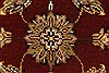 Jaipur Red Hand Knotted 20 X 30  Area Rug 250-28378 Thumb 2