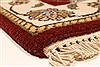 Jaipur Red Hand Knotted 20 X 30  Area Rug 250-28378 Thumb 9