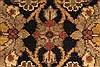 Jaipur Black Hand Knotted 20 X 30  Area Rug 250-28379 Thumb 1