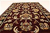 Jaipur Red Hand Knotted 20 X 30  Area Rug 250-28380 Thumb 3