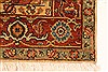 Serapi Brown Hand Knotted 411 X 511  Area Rug 250-28384 Thumb 1
