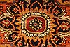 Serapi Brown Hand Knotted 411 X 511  Area Rug 250-28384 Thumb 2