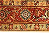 Serapi Brown Hand Knotted 411 X 511  Area Rug 250-28384 Thumb 3
