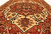 Serapi Brown Hand Knotted 411 X 511  Area Rug 250-28384 Thumb 4