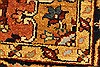Serapi Orange Hand Knotted 40 X 61  Area Rug 250-28389 Thumb 10