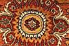 Serapi Orange Hand Knotted 40 X 61  Area Rug 250-28389 Thumb 2