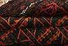 Baluch Orange Hand Knotted 30 X 47  Area Rug 253-28391 Thumb 3