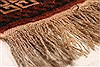 Baluch Brown Hand Knotted 31 X 45  Area Rug 253-28396 Thumb 1