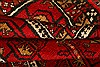 Baluch Red Hand Knotted 30 X 46  Area Rug 253-28404 Thumb 4