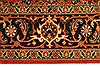Herati Green Hand Knotted 42 X 83  Area Rug 250-28413 Thumb 3