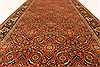 Herati Green Hand Knotted 42 X 83  Area Rug 250-28413 Thumb 4