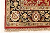 Jaipur Red Runner Hand Knotted 40 X 139  Area Rug 250-28416 Thumb 1