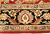 Jaipur Red Runner Hand Knotted 40 X 139  Area Rug 250-28416 Thumb 4